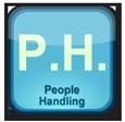 People Handling Icon