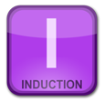 Induction icon