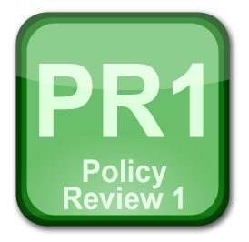 policy revision 1