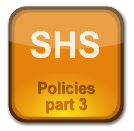 Policies course Icon